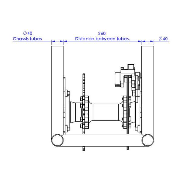 Center Hub specifications 4
