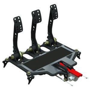 Pedal Box Kit for Crosskart Buggy