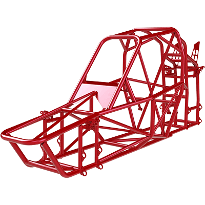 Protective roll cage
