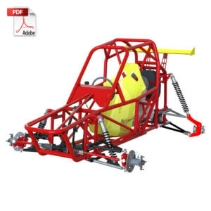 Complete Plan FX1000 Crosskart Buggy